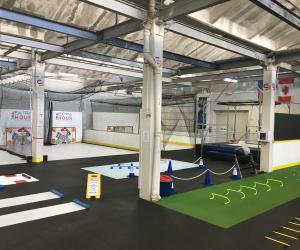 Extra Hour Off-Ice Training Facility